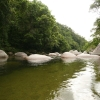Mossman Gorge between Cairns and Cape Trib