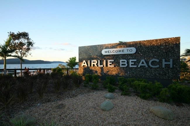 Airlie Beach, the gate to the Whitsunday Islands